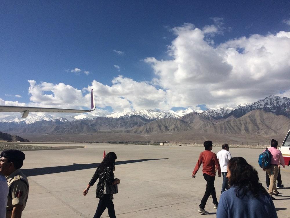 Leh-Ladakh The Desert of the Himalayas