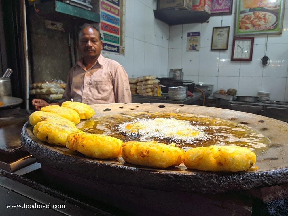 chaat gali Agra