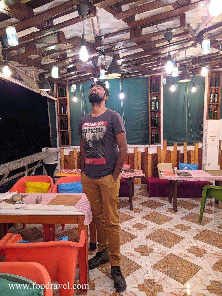 Bambino Cafe Agra