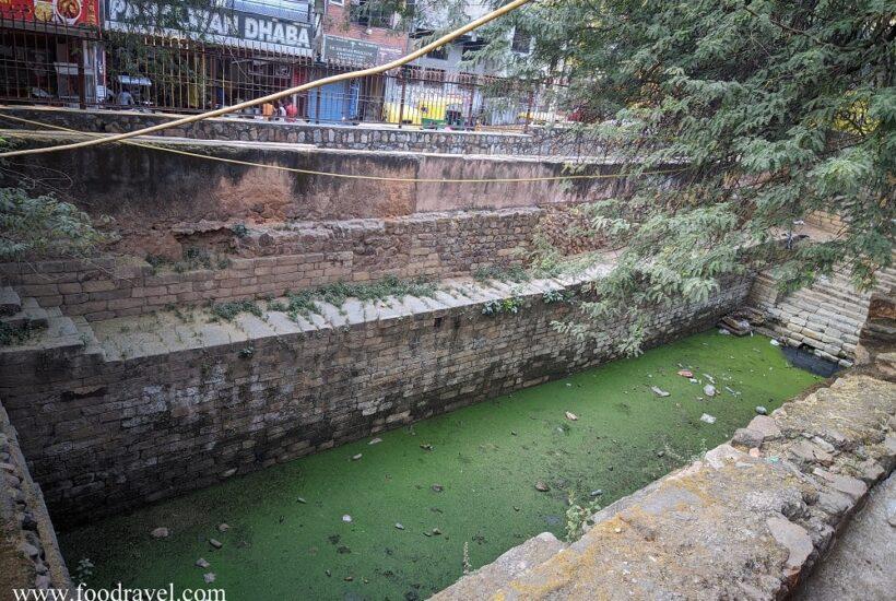 Gandhak ki Baoli – A 13th century abandoned stepwell in Mehrauli