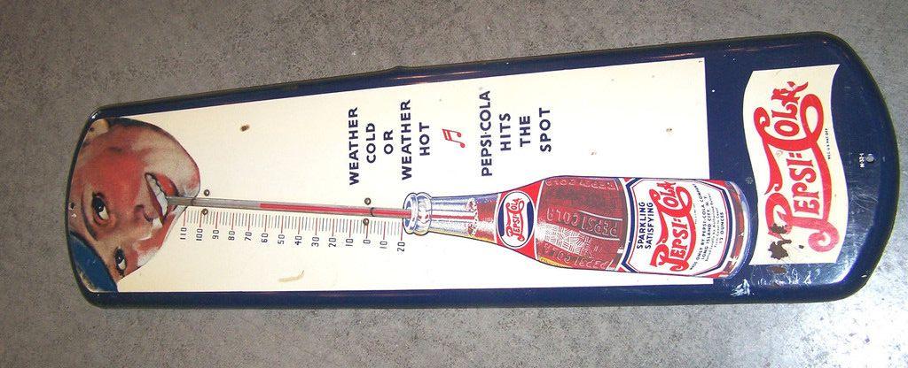 vintage pepsi bottles